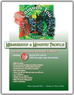 Membership and Ministry - Combining 16 SGs & 4 DISC Profile - Personalizing My Faith Plan
