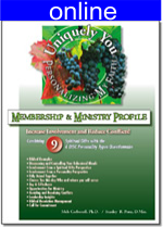 Combining 9 Spiritual Gifts and Personality TypesOnline Profile (approx. 40 printed pgs.) Summarized Style Online Profile
