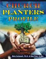 Church Planters Personality Profile