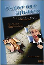 Discover Your Giftedness Book (Soft-Bound)