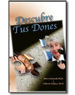 Spanish DYG Book - Descubre tus Dones Cubierta de Pasta Suave