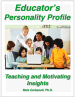 Educators Personality Profile