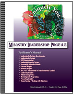 Personalizing My Faith Ministry Leadership Facilitator's Manual