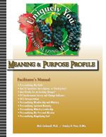 Personalizing My Faith Meaning and Purpose Facilitator's Manual