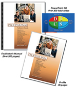 Professional Personality Profile Starter Kit