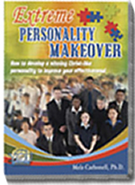 Extreme Personality Makeover Book