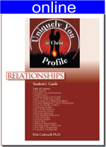 Relationship Online Profile (approx. 30 printed pgs.) Summarized Style