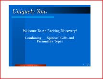 7, 9, 16, or 23 Spiritual Gifts Only PowerPoint Presentation PPT